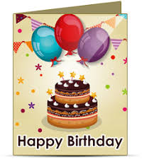birthday cards maker software creates and prints birthday wishes cards