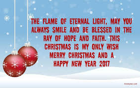 merry message to friends merry happy new