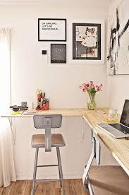 Small Apartment Desks Best 25 Wall Mounted Desk Ideas On Pinterest Desk On Wall