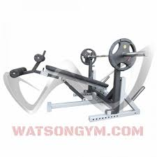 animal adjustable decline bench watson gym equipment