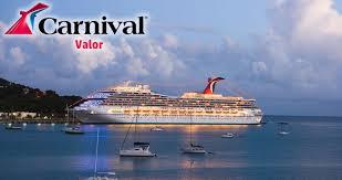 carnival valor carnival cruise ship