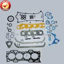 daihatsu feroza engine hc hd hce hdc engine full gasket set kit for daihatsu feroza charade