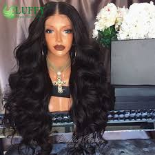 are there any full wigs made from human kinky hair that is styled in a two strand twist for black woman 8a best peruvian full lace wig human hair deep body wave full lace