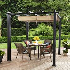Garden Winds Pergola by Garden Winds Replacement Canopy For Garden Treasures Pergola