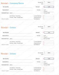 book receipt template receipt templates dotxes receipt book format