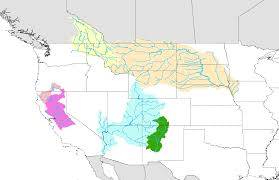 Map Of Major Rivers In The United States by Water National Climate Assessment