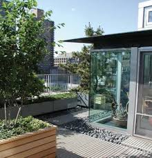 interior rooftop landscape design solution for urban society