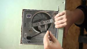 How to Build a Small Exhaust Fan Fan Repair & Maintenance