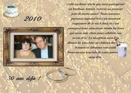 texte 50 ans de mariage noces d or texte invitation anniversaire noces d or d anniversaire idee