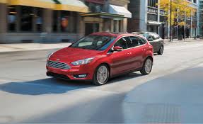 difference between ford focus models 2018 ford focus in depth model review car and driver