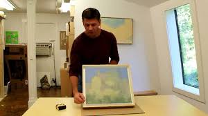 how to make a shadow box frame by jon peters youtube