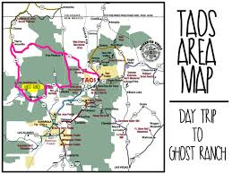 Taos New Mexico Map by Travel File Scenic Route To Ghost Ranch U2013 Kineticheart
