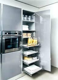 rangement coulissant meuble cuisine colonne de cuisine 60 cm colonne meuble cuisine utile rangement