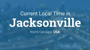 Jacksonville Nc Zip Code Map by Current Local Time In Jacksonville North Carolina Usa