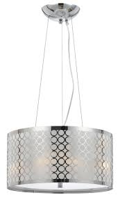 drum lighting fixtures elegant drum pendant light fixture in