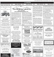 agri times nw classifieds