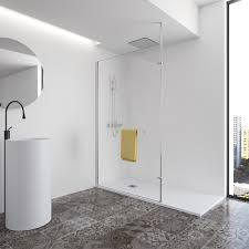 bathrooms with double showers shower enclosures