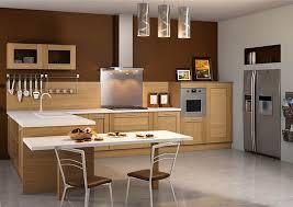 cuisine en chene moderne cuisine modèle baltique en chêne massif cuisine