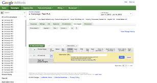 use dynamic tracking urls adwords help