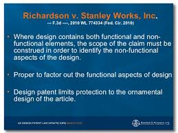 design patent update