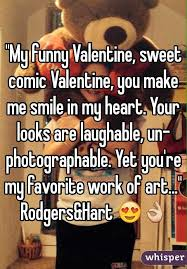 You Make Me Smile Meme - my funny valentine sweet comic valentine you make me smile in my