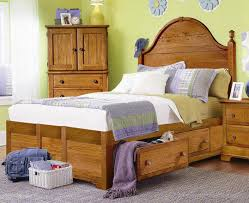 sunny hill full size captain u0027s bed