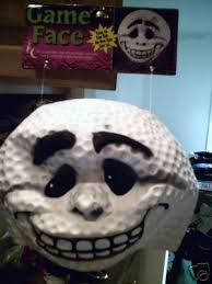 Golf Halloween Costumes Halloween Costume Ideas Golfers Perfect Mask Golfer
