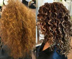 hair color tips for vibrant summer curls curly blondes and brown