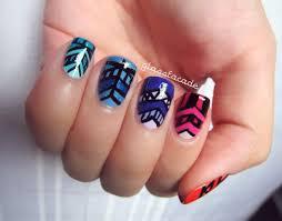 different nail designs each simple nail design ideas 66596