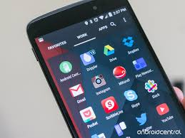 theme nova launcher android nova launcher can now shrink overly large icons with latest update