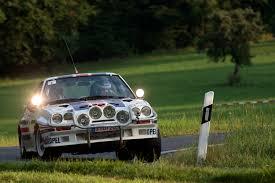 opel race car opel manta b400 homologation version rally group b shrine