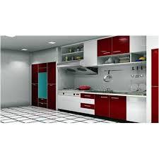 interior modular kitchen at rs 1400 square modular kitchen