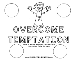overcoming temptation u201d sunday lesson 1 corinthians 10 12