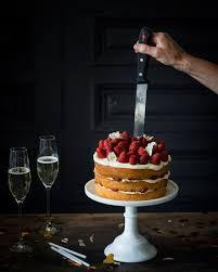 cuisine mascarpone elderflower gin sponge with mascarpone recipe cake recipes