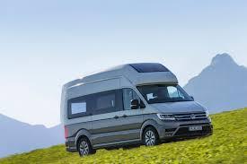 volkswagen california camper vw california xxl concept is big camper van for globetrotters 41