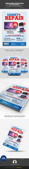 Electronic Gadget Electronic Gadget Repair Flyer By Artchery Graphicriver
