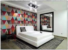 papier peint tendance chambre tendance chambre adulte avec deco tapisserie chambre decoration