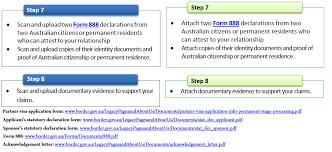 Sle Letter Of Certification For Visa Application How I Applied For 801 Permanent Defacto Visa In 3 Days Londoner