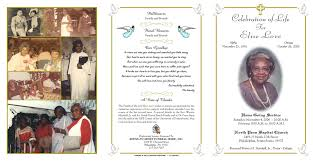 Free Funeral Programs 10 Best Images Of Obituary Sample Borders Free Funeral Program