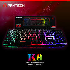 Lighted Keyboards For Computers Picture More Detailed Fantech K9 Abs Colorful Led Backlit Wired Usb Gaming Keyboard