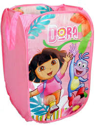 Popup Laundry Hamper by The Explorer Pop Up Toy Tidy Clothes Hamper