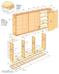 Free Wooden Shelf Plans by Bathroom Marvellous Storage Cabinet Plans Photo Home Ideas