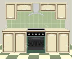 12 405 kitchen room stock vector illustration and royalty free