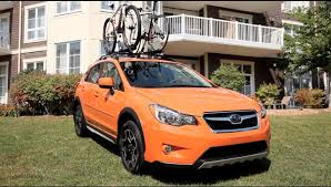 crosstrek subaru orange 2013 subaru xv crosstrek review city size off road style youtube