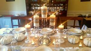 thanksgiving tablescapes pictures the home happythanksgiving thanksgiving tablescape