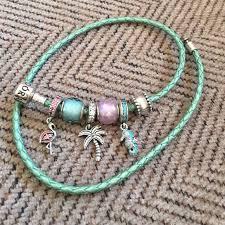 themed bracelets 68 pandora jewelry pandora tropical theme bracelet from