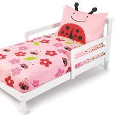 Monkey Bedding Sets Amazon Com Skip Hop 4 Piece Toddler Bedding Set Ladybug