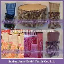 wedding chair covers wholesale hot sale fancy chiavari chair covers for wedding ruffled chair