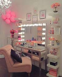 How To Make A Makeup Vanity Mirror Best 25 Makeup Vanities Ideas On Pinterest Vanity Tables