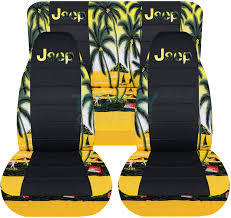 jeep yellow 2017 seat covers for jeep velcromag